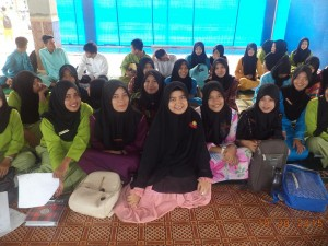 Kegiatan Himpunan Mahasiswa Keperawatan (HIMAKEP) UMRI: Pengajian