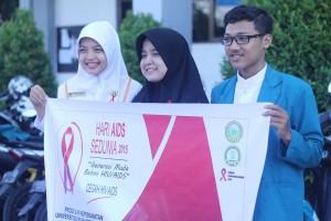 PENGABDIAN MASYARAKAT: GENERASI MUDA BEBAS HIV/AIDS
