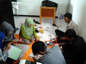 Aktifitas Club Elektronika