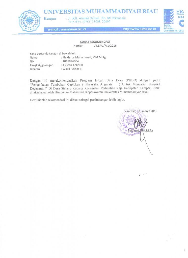 surat tugas himakep tim nurhasanah 001
