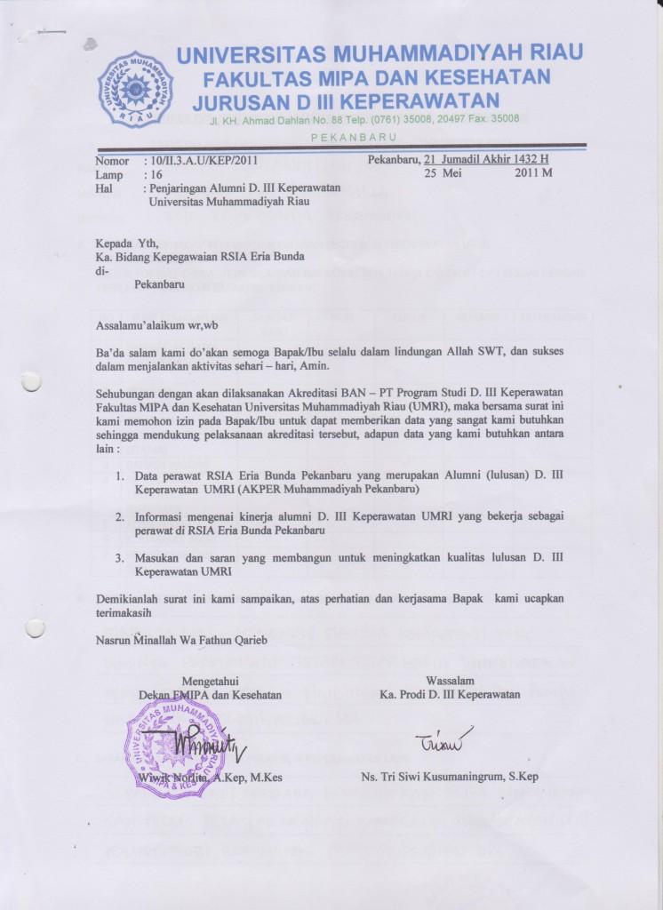 surat rsia Eria Bunda 001