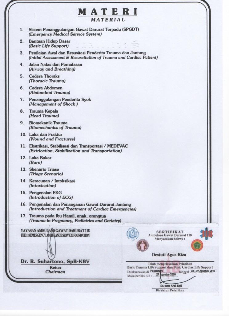 sertifikat btcls 001