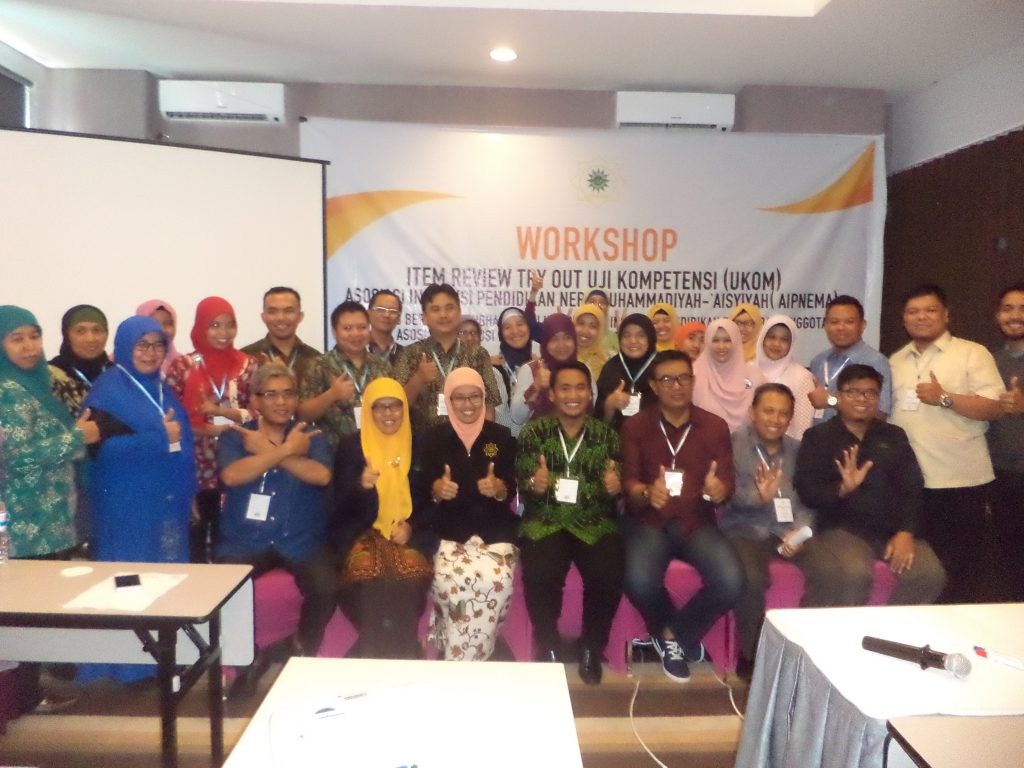 WORKSHOP NASIONAL AIPNEMA (30 SEPTEMBER S.D 01 OKTOBER 2017)
