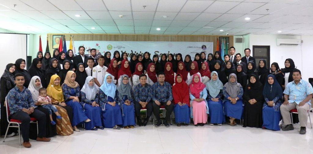 Yudisium Fakultas MIPA dan Kesehatan T.A 2018-2019