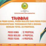 Ucapan Selamat dapat PKM 5 Bidang 2021-01-01